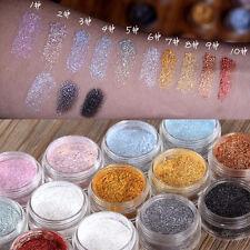 13 Colors Makeup Beauty Loose Powder Glitter Eyeshadow Eye Shadow Pigment