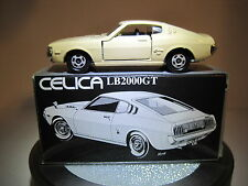 Tomica TAM No86 Toyota Celica LB 2000GT, 1:60 Die cast  Made in Japan Mint!