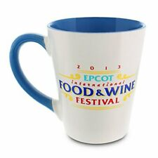 Disney 2013 Epcot International Food & Wine Festival coffee & tea Mug