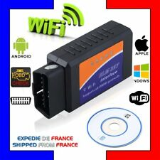 ELM 327 WIFI OBD 2 Valise de diagnostique pour PC Iphone Tablette Android DS