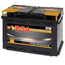 BSA Autobatterie 12V 85Ah 800A/EN ersetzt 80AH Starterbatterie