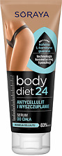 SORAYA BODY DIET 24 CREAM BALM BODY SLIMMING ANTI CELLULITE FIRMING MODELING
