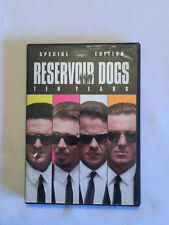 RESERVOIR DOGS - 2003 10 Year Special Edition DVD - Harvey Keitel, Steve Buscemi