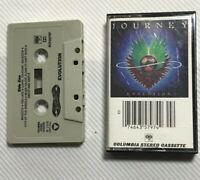 Journey Evolution Cassette tested PCT-35797 Tape Vintage