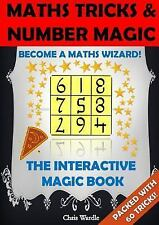 Maths Tricks and Number Magic by Chris Wardle (2014, Paperback)