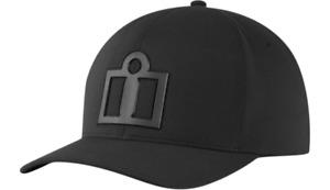 ICON Tech Hat - Black