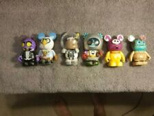 Vinylmation - Lot of 6 Including Variant & Topper