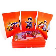 Roary der Rennwagen : 3 DVDs in Frühstücksbox NEU/OVP