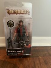 "Team Fortress 2 Sniper Action Figure 7"" Red Sniper NECA Toys"