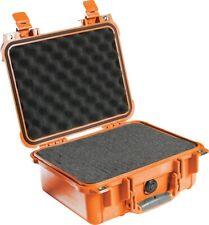 Pelican 1400 Orange - New in Box - with foam - hard case