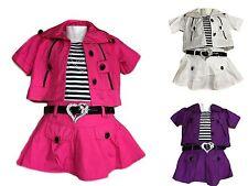 Ärmellose knielange Mädchenkleider aus Polyester für Party-Anlässe