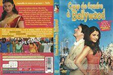 UNIQUEMENT LA JAQUETTE POUR DVD : COUP DE FOUDRE A BOLLYWOOD