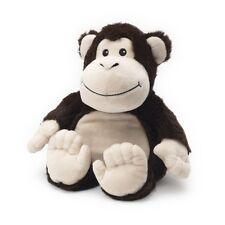Intelex Warmies Suaver Calentable juguete de peluche microondas Abrazable mono