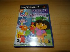 Dora the Explorer Journey to the Purple Planet PlayStation 2 PS2 - New & Sealed