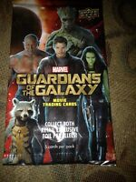 Guardians of the Galaxy Trading Card HOBBY Sealed Pack 2014 UPPER DECK/MARVEL