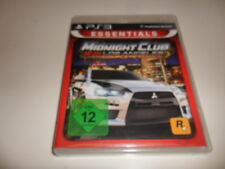 Playstation 3 PS 3 Midnight Club-Los Angeles Complete Edition [Essentials]