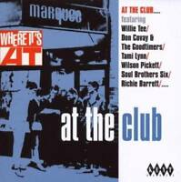 AT THE CLUB  Various Artists NEW & SEALED NORTHERN SOUL MOD / CLUB R&B CD (KENT)