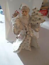 Lenox Platinum Classics Kris Kringle's Visit Santa Claus Figurine
