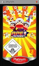 APE Academy-Platinum Edition (PSP) PEGI rating età 3 & Over nuovo sigillato in fabbrica