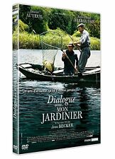 DVD *** DIALOGUE AVEC MON JARDINIER *** avec Daniel Auteuil, J Pierre Darroussin