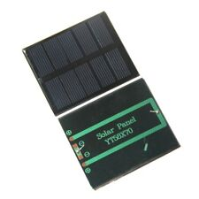 0.5W 2.5V Solar Cell Module Polycrystalline Diy Solar Panel Mobile Phone Charger