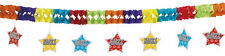 Deluxe Happy Birthday Garland Party Decoration - 13FT / 4M Long - New & Sealed