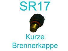 Brennerkappe kurz SR17 WP/HP 18/26 TIG/WIG SR-17 Abitig Ergotig 57Y04 Back Cap