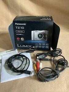 Panasonic TZ10 USB And PhonoCables (No Camera)