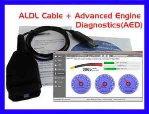 USB ALDL DIAGNOSTIC CABLE HOLDEN COMMODORE VR VS VT VU VX VY ECU FAULT CODES CEL