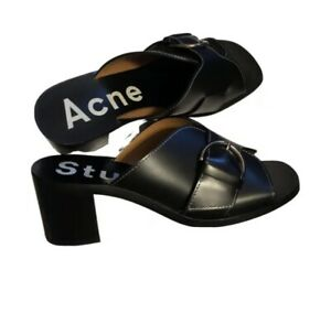 Acne Studios Sandal Womans Size 39. Worn Once