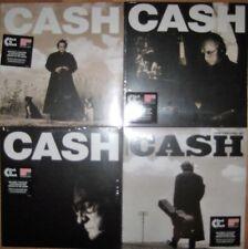 "180g 12"" 6 Vinyl LP NEU + OVP American Recordings Best of IV V Johnny Cash hurt"