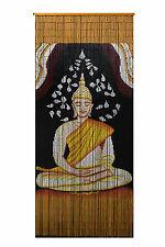 Bamboo Beaded Curtain-Sacred Heart (N)