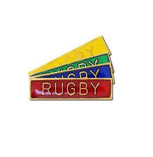 Small Rugby Bar School Badge