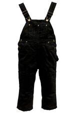 Jeans noir denim pour fille de 2 à 16 ans
