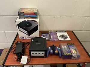 Nintendo Gamecube Boxed With Games