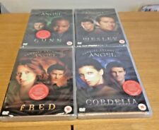 BUFFY THE VAMPIRE SLAYER & ANGEL THE VAMPIRE ANTHOLOGY DVD COLLECTION 9 DVD's