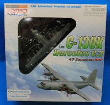 DRAGON WINGS 56297 Die Cast Model C-130H HERCULES - 1:400 Scale Ready Made