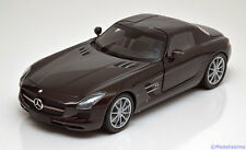 1:18 Minichamps Mercedes SLS AMG Coupe 2010 brownmetallic