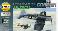 F4U-1/FG-1A CORSAIR (U.S. NAVY MKGS) 1/72 SMER HI-TECH