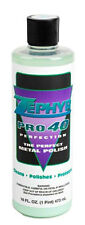 Zephyr Pro 40 Metal Polish 16oz GREAT FOR ALUMINUM BOATS