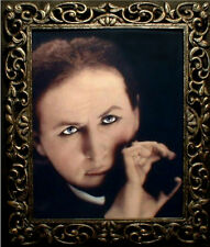 "Haunted Houdini Photo ""EYES FOLLOW YOU"" Magic Illusion"