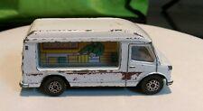 Vintage Corgi Mercedes Mobile Shop Hershey's Milk Chocolate diecast toy can car
