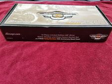 Snap-on Harley Davidson 95th Anniversary Socket Set 212HDBTX