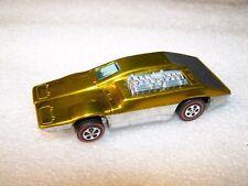 "hot wheels redline""SIDEKICK""GOLD!!!1970"