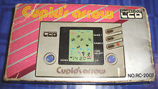 VINTAGE Cupids Arrow Game & Clock LCD Game Model # RC-2007 In The Box Tested