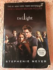 The Twilight Saga: Twilight 1 by Stephenie Meyer (2008, Paperback, Movie Tie-In)