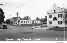 1930's Cape Porpoise Captain's Restaurant Fire House Moxie Cape Grill