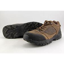 Propet Pathfinder Men US 10 Brown Hiking Shoe Pre Owned  1097
