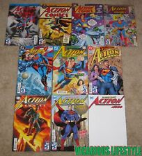 Action Comics 1000 (2016 Vol 3) 10-Variant Covers incl. 1st Print DC Jim Lee NM