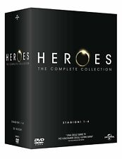 Heroes - stagioni 1-4 (23 Dvd) 748305872u Universal Pictures